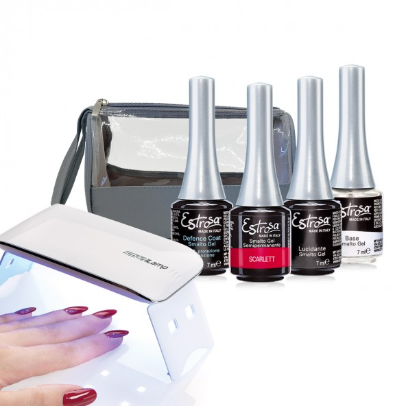 Gift Kit Complete con Smart Lamp Idee regalo