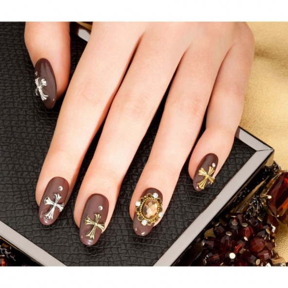 Croci Gotiche Royal Collection Nail art e accessori