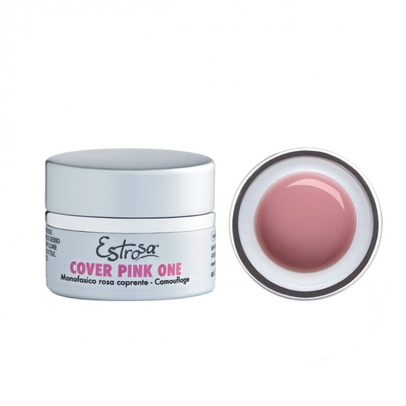Cover Pink One coprente - Gel monofasico 15 ml Gel Metodo Monofasico