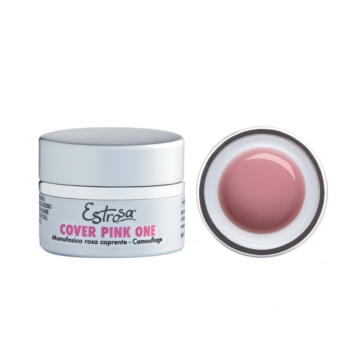 GEL CAMOUFLAGE COVER PINK ONE - ROSA COPRENTE 15 ML