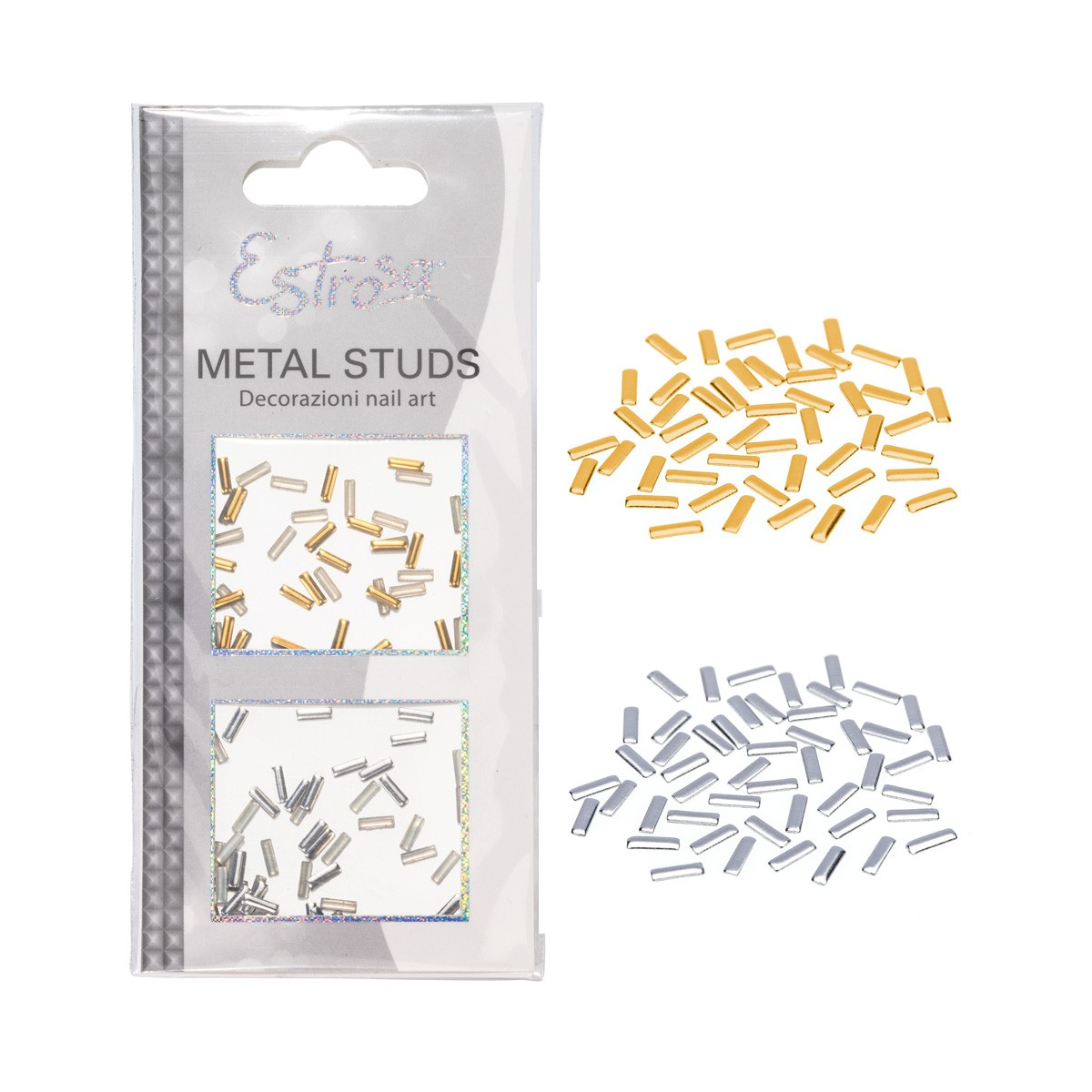BORCHIE METAL STUDS - LINE 2 MM
