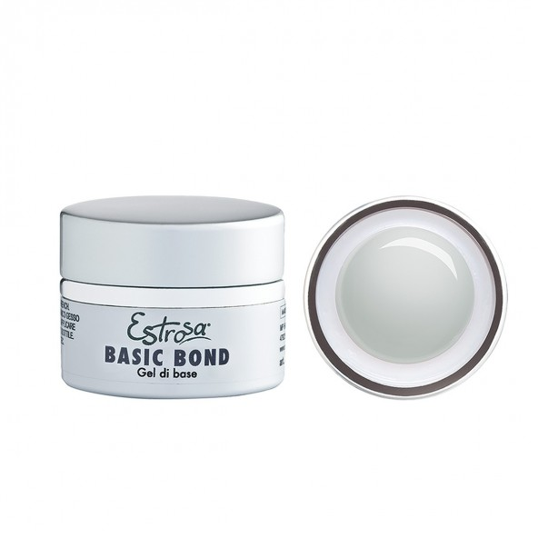 Basic Bond - base trasparente 15 ml Gel Metodo Trifasico