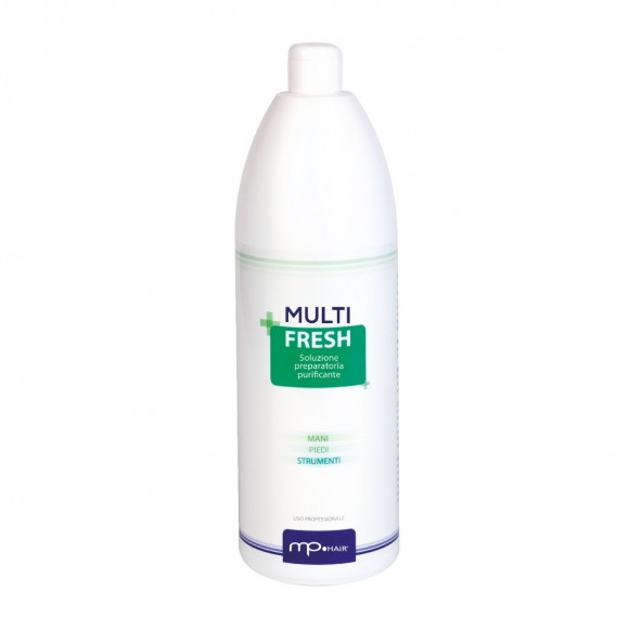 Multi Fresh - Soluzione preparatoria purificante 1000 ml Solventi e Preparatori