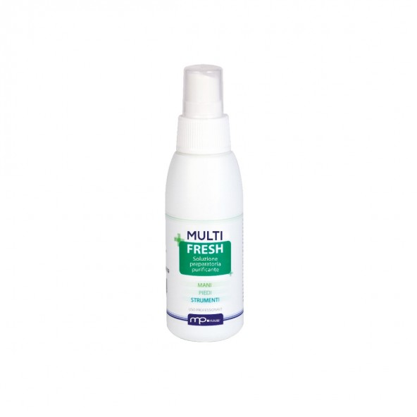Multi Fresh nebulizzante - Soluzione preparatoria purificante 100 ml Solventi e Preparatori