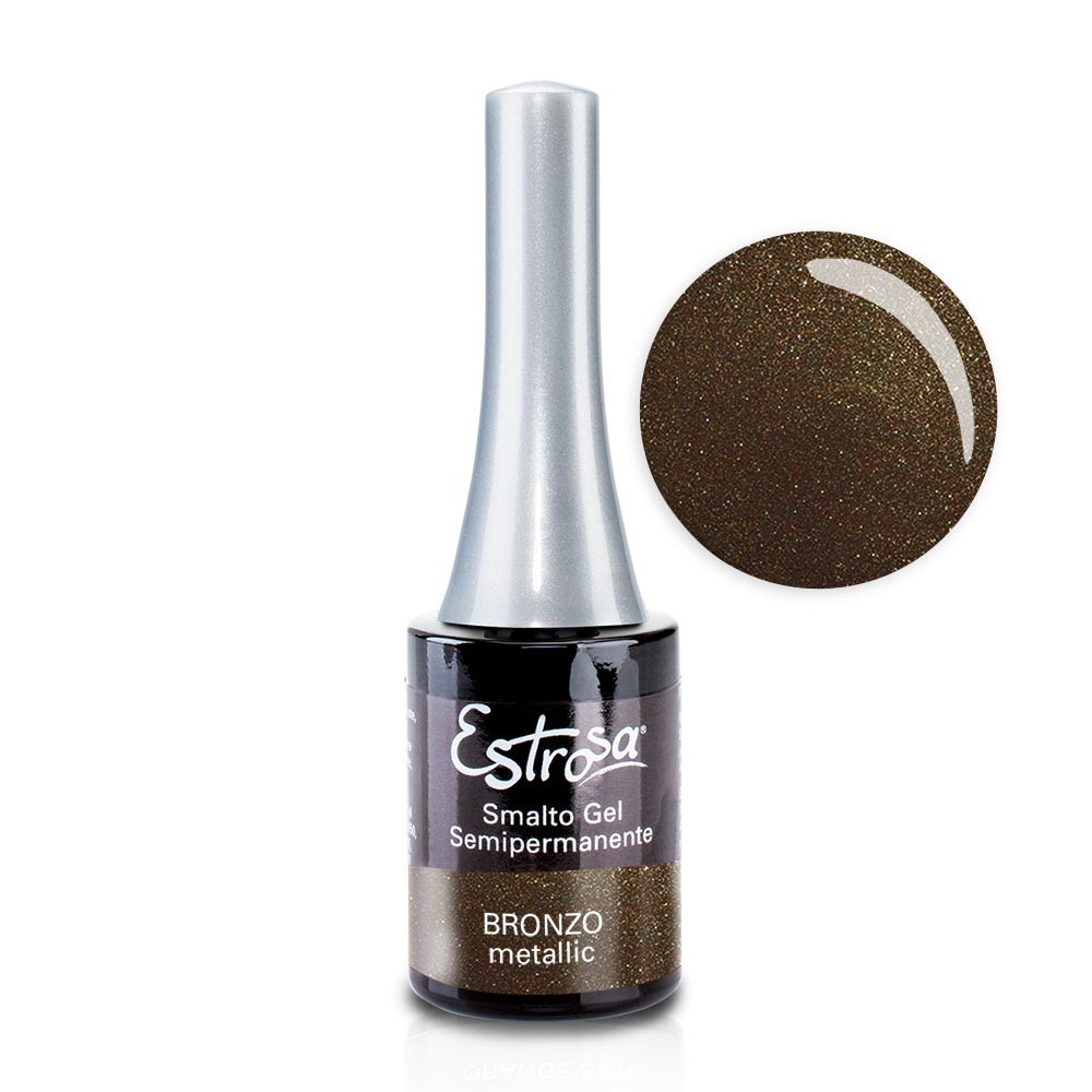 Bronzo - Smalto Semipermanente 14 ml Semipermanente - Tutti i colori 14 ml