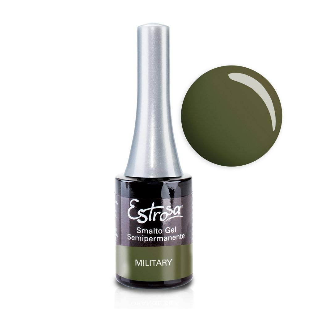 Military - Smalto Semipermanente 14 ml Semipermanente - Tutti i colori 14 ml