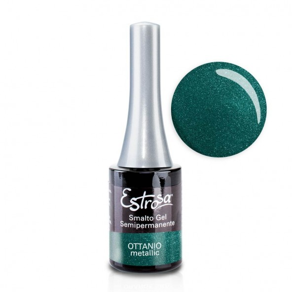 Ottanio - Smalto Semipermanente 14 ml Colori smalto Gel - formato 14 ml