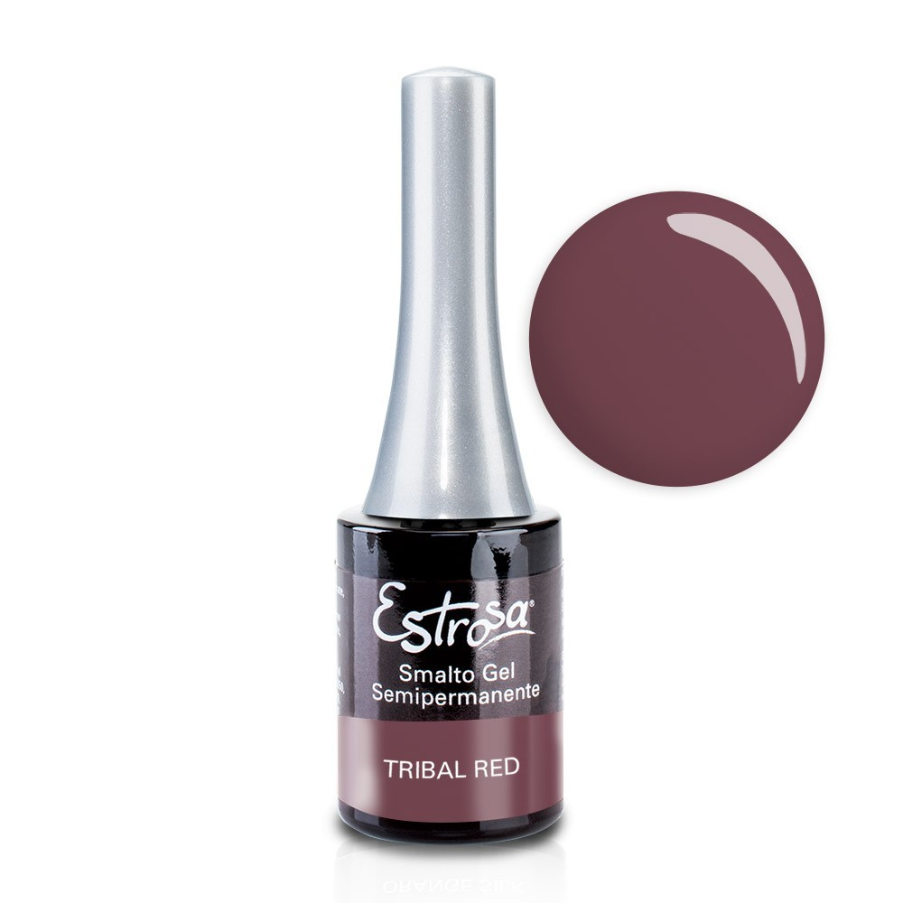 Tribal Red - Smalto Semipermanente 14 ml Semipermanente - Tutti i colori 14 ml