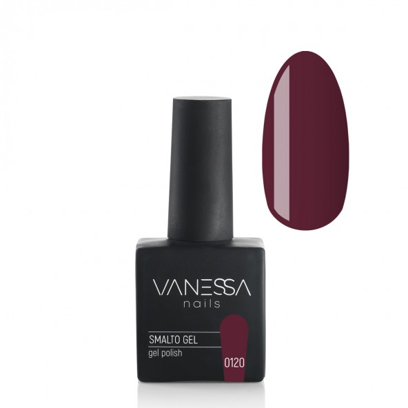 Colore n. 0120 - Smalto Vanessa HD 8 ml Vanessa HD Smalto Soak-Off