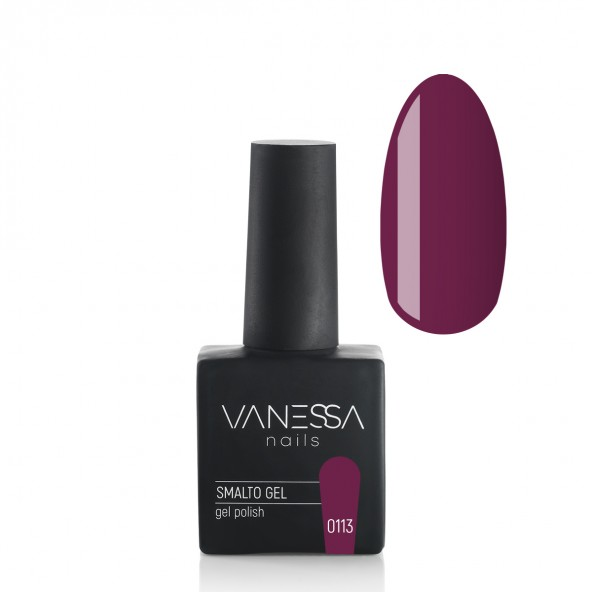 Colore n. 0113 - Smalto Vanessa HD 8 ml Vanessa HD Smalto Soak-Off